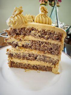 Orange cake and candied fruit - HQ Recipes Easy Desserts, Delicious Desserts, Yummy Food, Orange Recipes, Sweet Recipes, Chocolate Filling For Cake, Cake Chocolate, Baker Cake, Pistachio Cake