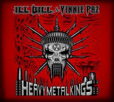 Ill Bill and Vinnie Paz #heavymetalkings