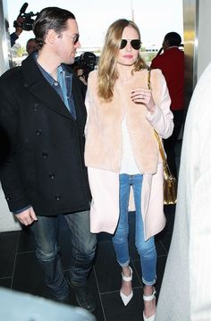 ♥ Kate Bosworth's outfit and Preen for Aldo heels