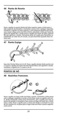 ISSUU - Manual bordado (1) de Anyi Tome
