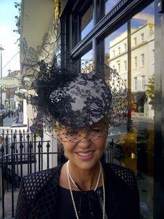 Phillip Treacy Hat this just stunning!
