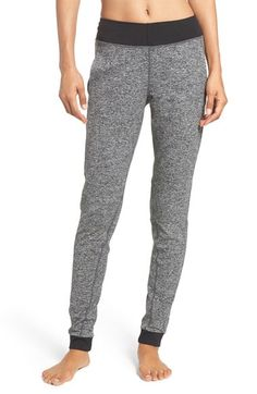 Zella Mélange Knit Pants available at #Nordstrom