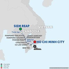 Fascinating Vietnam, Cambodia & the Mekong River – Cruise Only Southbound Avalon Waterways, Tonle Sap, Phnom Penh, Ho Chi Minh City, Honeymoon Destinations, Asia Travel, Travel Essentials, Southeast Asia, Cambodia