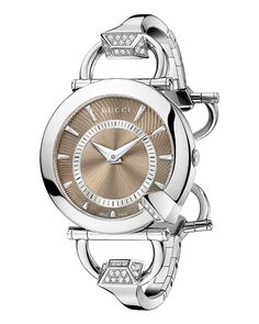 Gucci Women's 'Chiodo' Diamond Watch