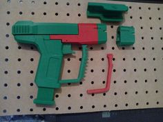 3D printed Halo CE H3 Magnum pistol prop M6 cosplay toy vid games costume parts