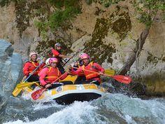 Ph Martorelli Rafting sul fiume Lao, Parco nazionale del Pollino