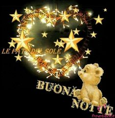 Immagini Buonanotte Gif Facebook Whatsapp | immagini-buonanotte.it Emoji Pictures, Betty Boop Pictures, Good Night Moon, Stars And Moon, Good Morning, Christmas Ornaments, Holiday Decor, Animation, Italy