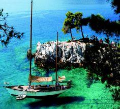 Skopelos Greece | Skopelos, Mama Mia