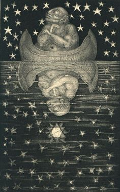 Ernst Fuchs. The Symbolism of the Dreams, 1968
