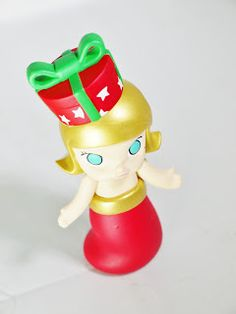 Kennyswork POP MART MOLLY CHRISTMAS Series 2016 Figure Gift Box Special