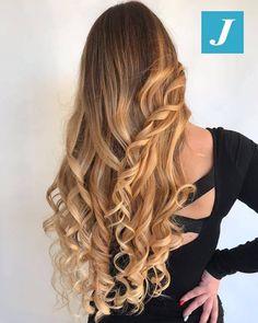 Intense Gold Degradé Joelle #cdj #degradejoelle #tagliopuntearia #degradé #igers #musthave #hair #hairstyle #haircolour #longhair #ootd #hairfashion #madeinitaly #wellastudionyc #workhairstudiocentrodegradejoelle #roma #eur