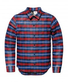421b45685f HEAVY CHECK SHIRT Motorcycle Jeans
