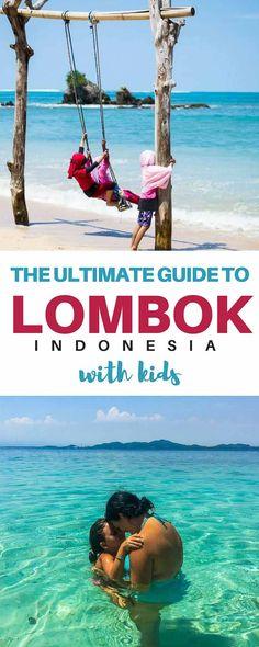 Lombok with Kids | Lombok Indonesia | Lombok Kuta | Lombok things to do | Lombok Hotel | Lombok Beach | Lombok Waterfall | Lombok Accommodation