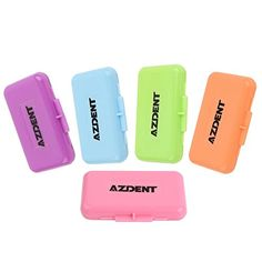 AZDENT® Dental Oral Care Orthodontics Wax For Braces Gum Irritation(Pack of 5) - Dental Ortho Wax comes with different pleasant flavors .  Pink-Strawberry scent Purple-Grape Blue-Mint scent Green-Apple scent Orange-Orange scent  A must have for Braces. Patient Relief Wax Sticks help soothe and prevent irritation to the gums caused by Braces and other Dental appliances. Made... - http://ehowsuperstore.com/bestbrandsales/health-personal-care/azdent-dental-oral-care-orthodontic