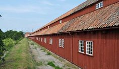 The Ropewalk (Swedish: Repslagarbanan) is a building on the island of Lindholmen in southeastern Sweden. It is located within the naval base in Karlskrona. Dati... Get more information about the Ropewalk (Karlskrona) on Hostelman.com #attraction #Sweden #museum #travel #destinations #tips #packing #ideas #budget #trips