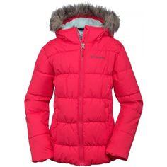 Columbia GYROSLOPE JACKET Girls' winter jacket
