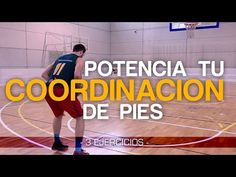 3 ejercicios para potenciar tu coordinación y juego de pies. - YouTube