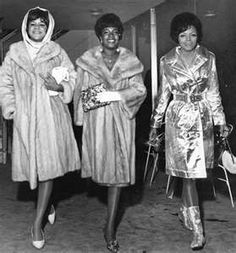 the supremes. One of the best girl groups, ever.