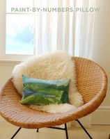 MAKE YOUR OWN PAINT-BY-NUMBERS PILLOW http://www.abeautifulmess.com/2012/07/make-your-own-paint-by-numbers-pillow.html