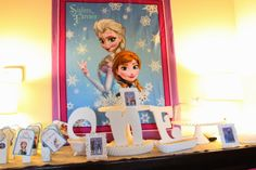 31 wife fo' life: Frozen Party