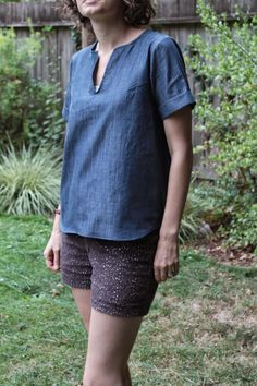 Fake It While You Make It: All Grainline, All The Time