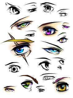 Eyes! by Arenheim.deviantart.com on @deviantART