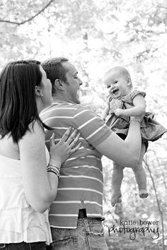family shot - 6 month shoot