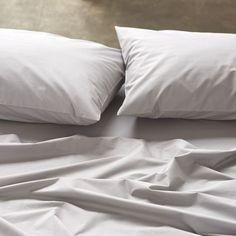 Coyuchi 220 TC Percale Organic Cotton Sheets, 7 colors