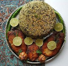 Jadłam to wyśmienite danie z Perską rodziną,( w Wiedniu oczekującą na emigrację do Nowej Zelandii) Potem było kilka ich słodkości i napojów.  Z nimi się obiad je ok. dwóch godzin...Towarzyszy temu ciepła rozmowa i radość ze smakowitości. Zadają sobie tyle trudu by każdy posiłek cieszył oczy i pięknie pachniał. Uwielbiam ich kulturę kulinarną. Tę równowagę między Formą, a Treścią-  Jadwiga Skoryna