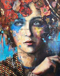 Lydia in Roses by Juliette Belmonte