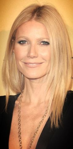 Gwyneth Paltrow ♥ she is so pretty and classy