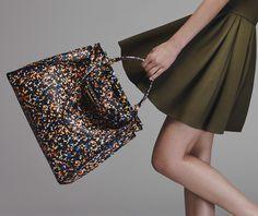 Check out Fendi's brand new Resort 2016 handbags!