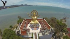 The Big Buddha Temple Koh Samui