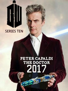 """Steven Moffatt may definitely be leaving Doctor Who after series 10 but Peter Capaldi has revealed that he's not so sure. """"I've been asked to stay on and I haven't made my mind up about that yet, mainly because I don't want to have to make that decision,"""" he admits. """"I'm trying to avoid it!"""" The greatest influence, he says, will be """"how good a time I was having""""."""