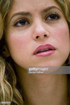 Shakira Photos, Blondes, Latina, Celebrity, Thoughts, Beautiful, Colombia, Faces, Celebs