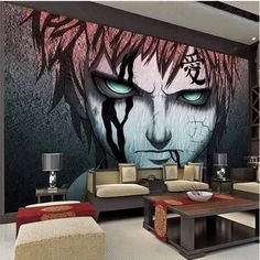 awesome anime room