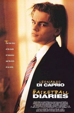 "Leonardo DiCaprio as Jim Carroll in ""The Basketball Diaires"" (Thanks to Adrienne McIlvaine)"