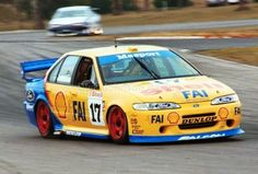 Dick Johnson Racing Falcon EF