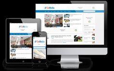 Check out GoMedia - WordPress Magazine Theme by Theme Junkie on Creative Market Cool Themes, Premium Wordpress Themes, Ecommerce, Change, Magazine, Creative, Blog, Fonts, News