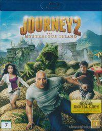 Matka 2: Salainen saari (Blu-ray) 12,95€