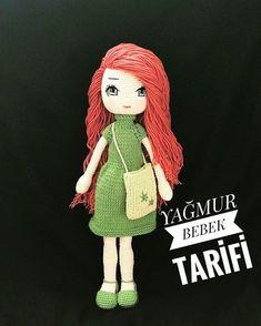 Amigurumi Tutorial, Crochet Patterns Amigurumi, Crochet Hats, Amigurumi Toys, Learn To Crochet, Ronald Mcdonald, Free Pattern, Dolls, Baby