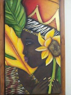 cuadros africanos en relieve - Buscar con Google