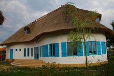 Accomodation on the Danube Delta,  Romania.