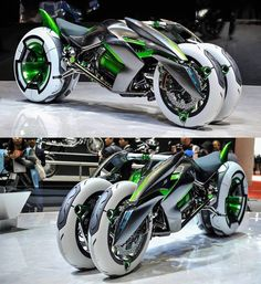 Kawasaki Concept Bike Kawasaki motorcycle