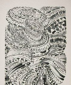 Tony Cragg drawings