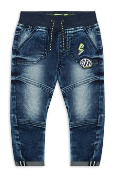 Older Boy Blue Badge Jean