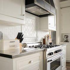 white arabesque tiles - Arabesque Tile Backsplash