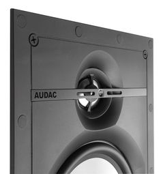 AUDAC MERO series - in-wall speakers In Wall Speakers, Audio
