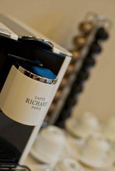 Coffee - Tea - Café Richard