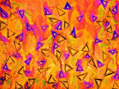 TECHNO VIBE 2  Vibrant Fine Art Print Fiery by EbiEmporium on Etsy, $28.00 Neon Fine Art Digital Print, Colorful Orange Home Decor, Modern Geometric Painting Design, Techno Music, Abstract Artwork Dorm Room Style, Decorative Print, Affordable Art Print, Techno Vibe, Musical, Music Inspired, Bold Colors, Triangles, Movement, Abstract Painting, Watercolor Painting, Intense, Vibrant, Colorful, Dance Music Inspired, Cool, Trendy, Graphic Style, Masculine, Wild, Rhythm and Beat, Geometric